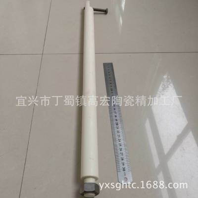 供应各规格氧化铝陶瓷棒、氧化铝陶瓷管 可深度加工